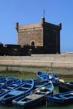 老镇在索维拉,摩洛哥 东方旅行 旅行癖 免版税库存照片