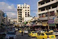 老镇,希布伦,巴勒斯坦 免版税库存照片