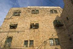 老镇,希布伦,巴勒斯坦 库存照片
