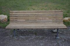 老长木凳2 库存图片
