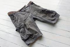 老长裤 免版税库存照片