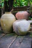 老陶瓷工 免版税库存照片