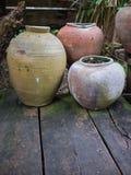 老陶瓷工 免版税库存图片