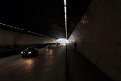 老隧道 免版税库存照片