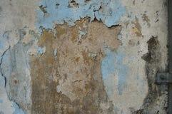 老难看的东西墙壁 免版税库存图片