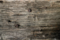 老难看的东西木背景纹理 免版税图库摄影