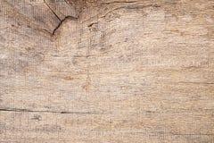 老难看的东西棕色葡萄酒崩裂了木纹理背景 免版税库存图片