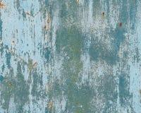 老难看的东西腐蚀了生锈的金属墙壁纹理 库存图片