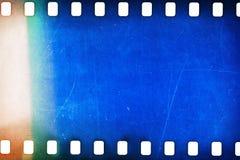老难看的东西filmstrip 免版税库存照片