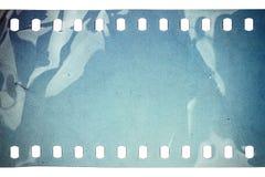 老难看的东西filmstrip 图库摄影