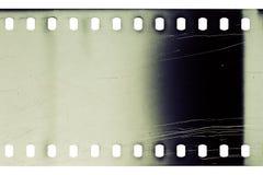 老难看的东西filmstrip 免版税库存图片