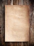 老面板木头 库存照片