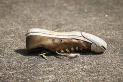 老鞋子 免版税库存图片
