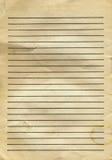 老页 免版税图库摄影