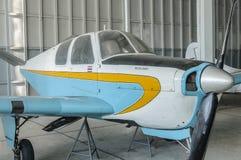 老飞机推进器  库存照片