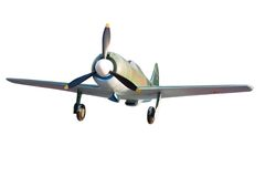 老飞机 库存图片