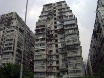 老香港 图库摄影