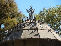 老鸽房。 免版税图库摄影