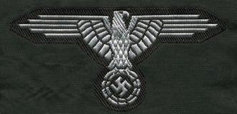 老鹰纳粹 免版税库存图片