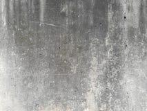 老黑墙壁和肮脏 库存照片
