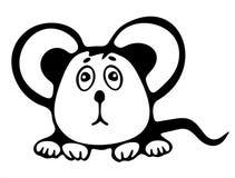 老鼠似小 免版税库存照片