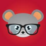 老鼠具体化 免版税库存图片