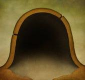 老鼠孔背景 免版税库存照片