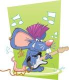 老鼠摇摆物 免版税库存照片