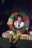 老鼠Mytsik伯父Clown和 免版税图库摄影