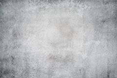 老,灰色混凝土墙 免版税库存照片