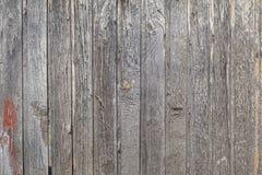 老,被风化的木表面的纹理 库存照片