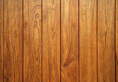 老, grunge木头面板 免版税库存照片