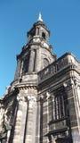 老主人画廊的塔在德累斯顿,德国 免版税库存图片