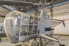 老直升机 图库摄影