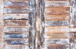 老破旧的木纹理 免版税库存图片