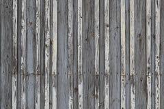 老黑暗的木篱芭 免版税库存图片