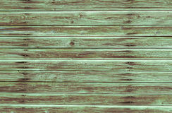 老绿色木背景 库存图片