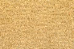 老黄色织地不很细纸张 免版税库存图片