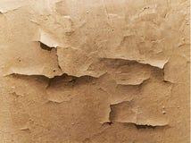 老破裂的墙壁 皇族释放例证