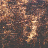 老黑褐色木纹理背景 自然葡萄酒Backd 免版税图库摄影