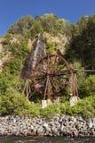 老水轮,爱达荷反弹,科罗拉多 免版税库存图片