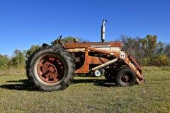 老460 Farmall拖拉机 免版税库存照片