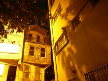 老02伊斯坦布尔晚上 库存图片