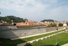 老brasov城市 库存图片