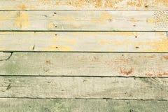 老grunge木头纹理 背景的木条地板 免版税库存照片