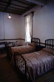 老Mikasa旅馆内部  免版税库存图片