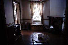 老Mikasa旅馆内部  库存图片