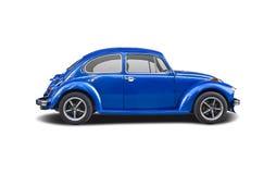 老VW甲虫 免版税图库摄影