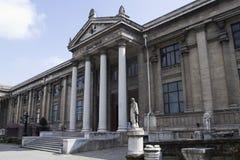 考古学伊斯坦布尔博物馆 免版税库存照片