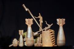 考古学军人 免版税库存图片